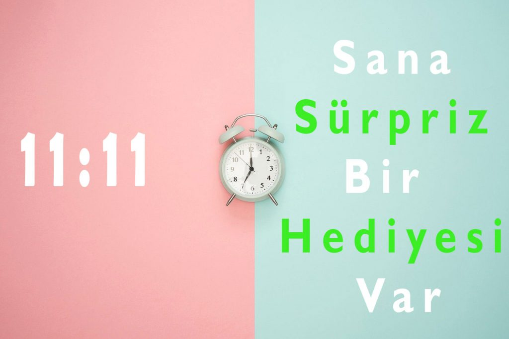 11.11 saat anlamı